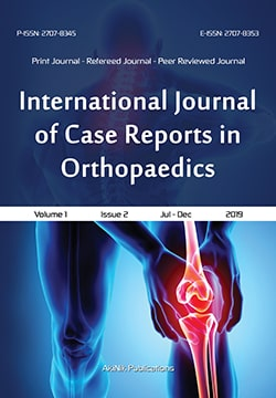 International Journal of Case Reports in Orthopaedics